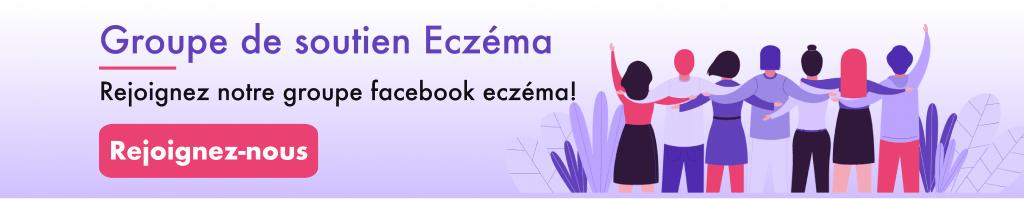 Groupe Facebook Eczéma / Dermatite / Dyshidrose