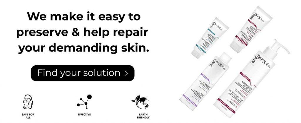 Skintifique: We make it easy to preserve & help repair your demanding skin