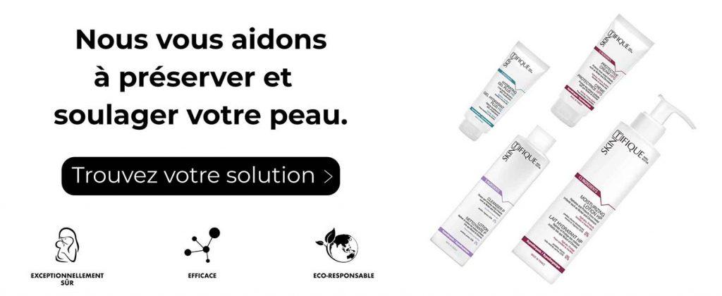 Skintifique : Nous vous aidons à préserver et soulager votre peau