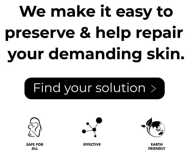 Skintifique: We make it easy to preserve & help repair your demanding skin